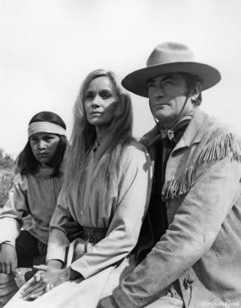 Gregory Peck, Eva Marie Saint, Noland Clay
