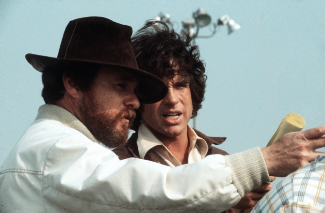 Alan J. Pakula, Warren Beatty