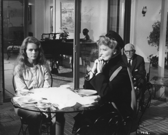 Spencer Tracy, Katharine Hepburn, Katharine Houghton
