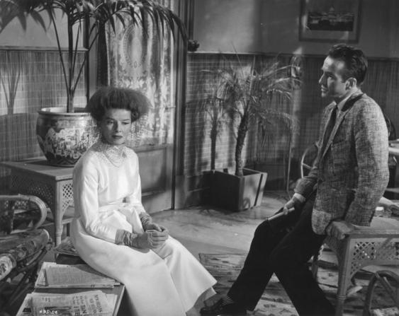 Katharine Hepburn, Montgomery Clift