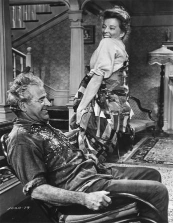 Cameron Prud'homme, Katharine Hepburn