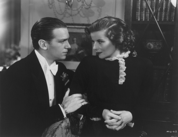 Katharine Hepburn, Douglas Fairbanks Jr