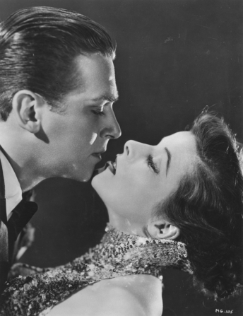 Douglas Fairbanks Jr, Katharine Hepburn