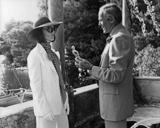 Henry Fonda, Marthe Keller