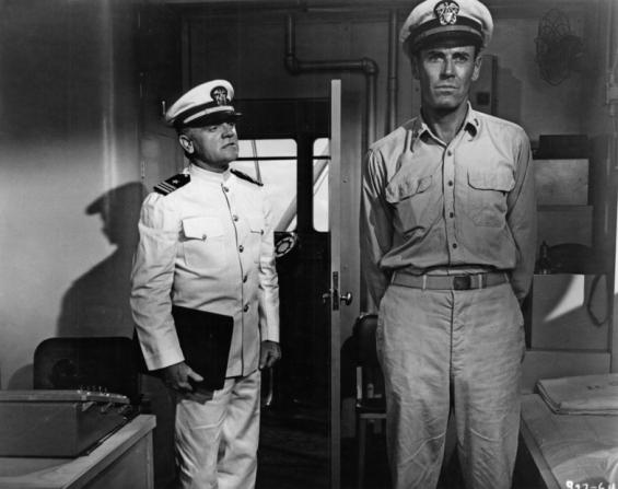 James Cagney, Henry Fonda