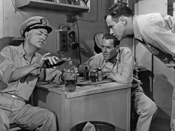 William Powell, Henry Fonda, Jack Lemmon