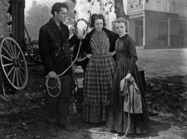 Henry Fonda, Janet Gaynor, Margaret Hamilton