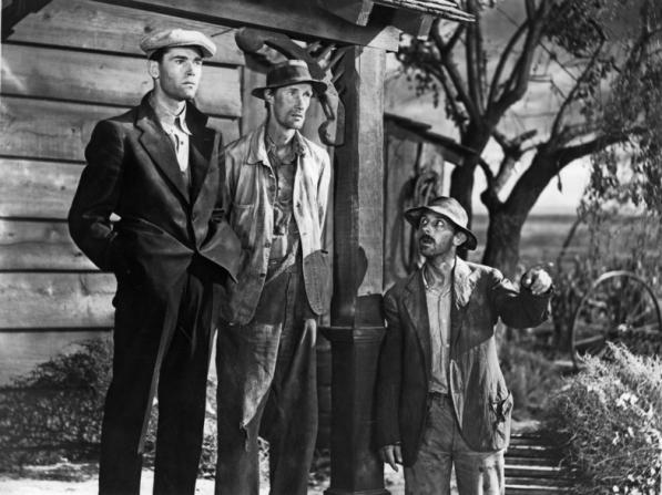 Henry Fonda, John Carradine