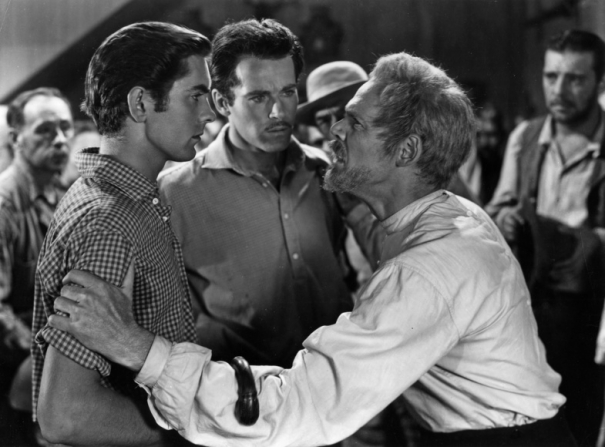 Tyrone Power, Henry Fonda, Henry Hull
