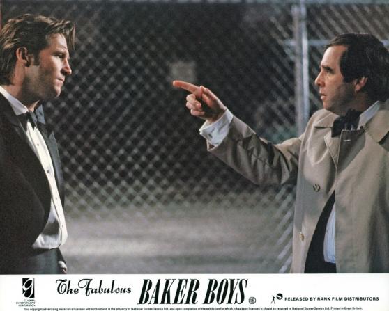 Jeff Bridges, Beau Bridges