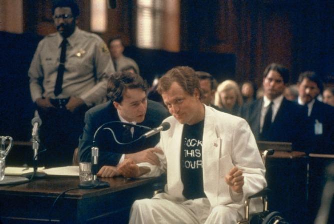 Woody Harrelson, Edward Norton