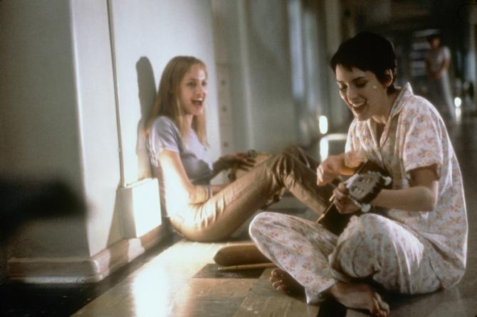 Winona Ryder, Angelina Jolie