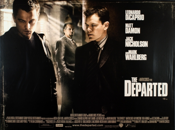 Leonardo DiCaprio, Mark Wahlberg, Jack Nicholson