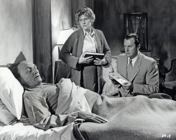 Brian Worth, Frederick Schrecker, Marianne Walla