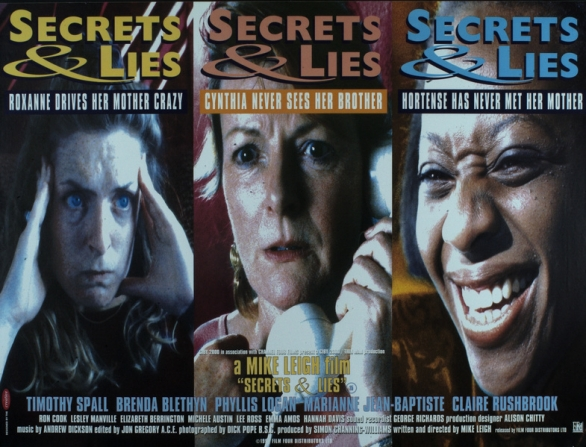 Claire Rushbrook, Brenda Blethyn, Marianne Jean-Baptiste