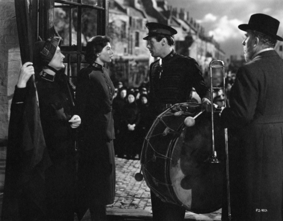 Robert Morley, Wendy Hiller, Rex Harrison