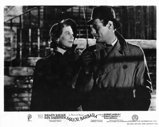 Rex Harrison, Wendy Hiller
