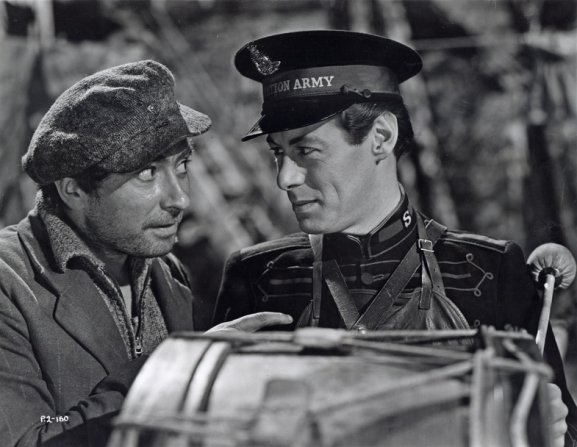 Rex Harrison, Robert Newton
