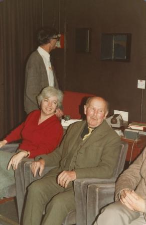 Michael Powell, Thelma Schoonmaker