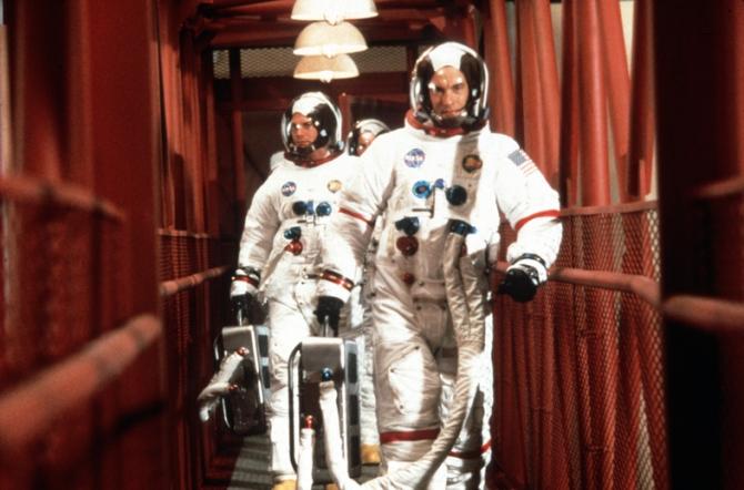 Bill Paxton, Kevin Bacon, Tom Hanks
