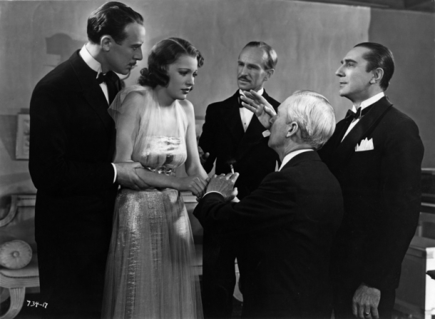 Bela Lugosi, Samuel S. Hinds, Irene Ware, Lester Matthews