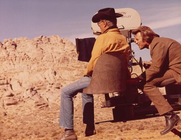 Clint Eastwood, John Sturges