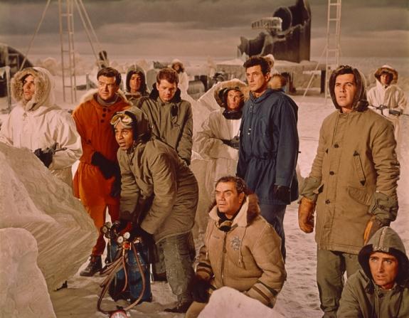 Rock Hudson, Ernest Borgnine