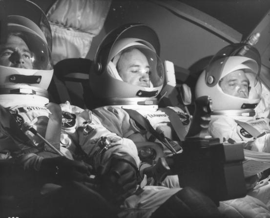 Richard Crenna, James Franciscus, Gene Hackman