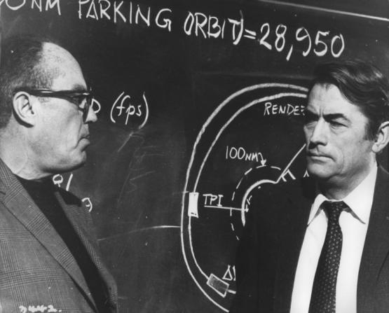 Gregory Peck, John Sturges