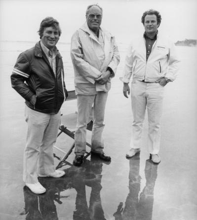 John Sturges, Jules Levy, Michael Wayne