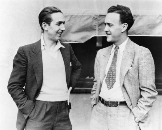 Walt Disney, Ben Sharpsteen