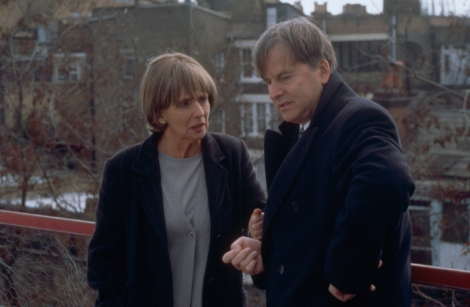 Sue Johnston, Trevor Eve