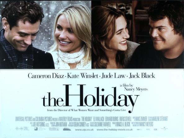 Cameron Diaz, Kate Winslet, Jude Law, Jack Black