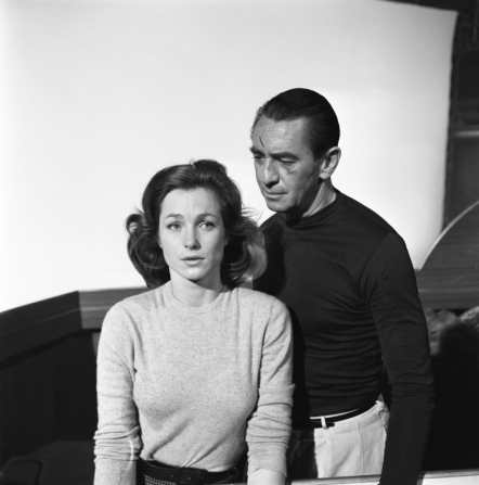 Shirley Anne Field, MacDonald Carey