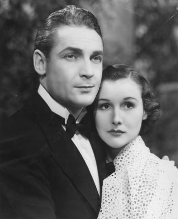 Charles Farrell, Barbara Greene