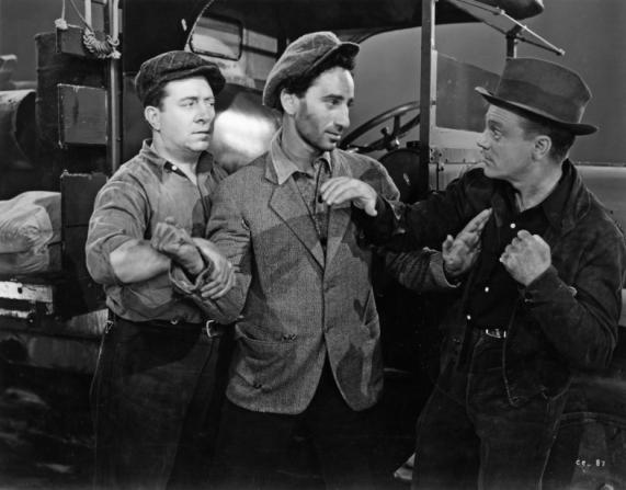 James Cagney, Elia Kazan, Frank Mchugh