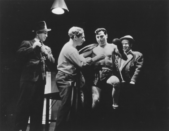 Elia Kazan, Art Smith, Luther Adler