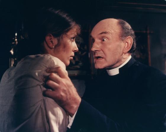 Maurice Denham, Joanna Shimkus