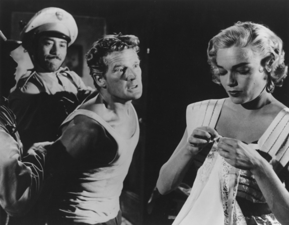 Simone Signoret, Georges Marchal