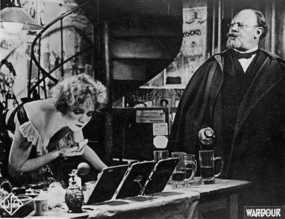 Marlene Dietrich, Emil Jannings