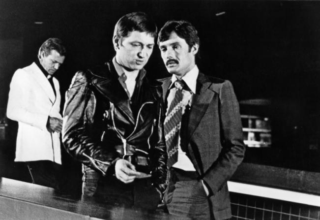 Rainer Werner Fassbinder, Peter Chatel, Karlheinz Böhm