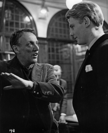James Fox, Joseph Losey