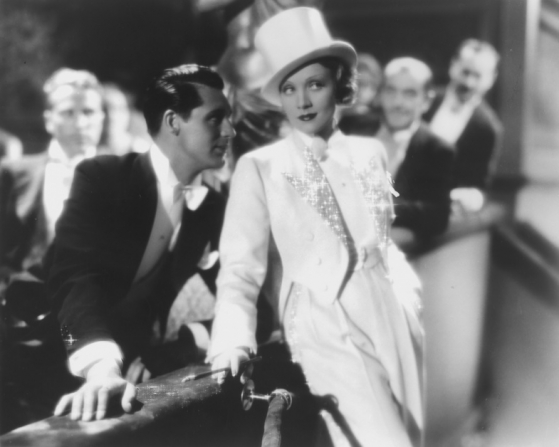 Marlene Dietrich, Cary Grant