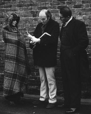 Sarah Miles, Alan Bridges, Robert Shaw