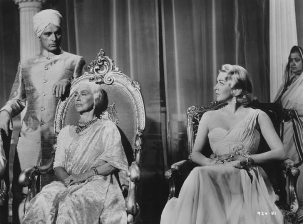 Richard Burton, Lana Turner, Eugenie Leontovich
