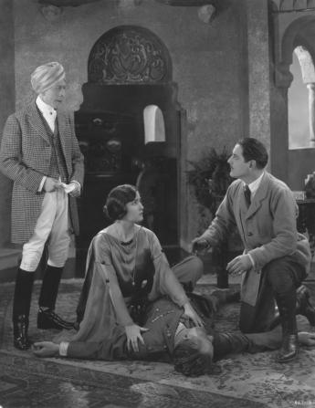 Alice Joyce, George Arliss