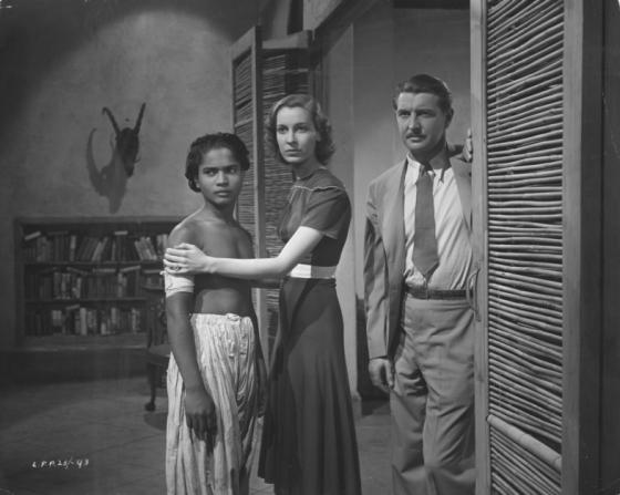 Valerie Hobson, Sabu, Roger Livesey