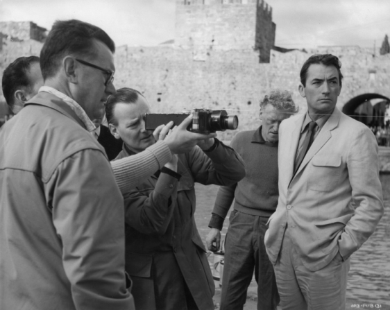 J. Lee Thompson, Oswald Morris, Gregory Peck