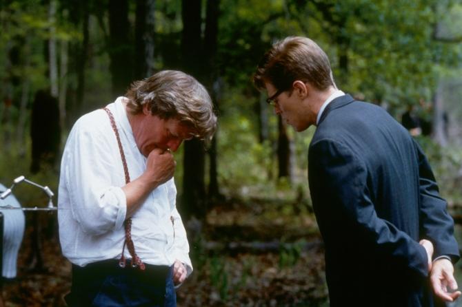 Alan Parker, Willem Dafoe