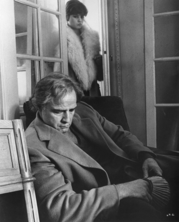 Marlon Brando, Maria Schneider